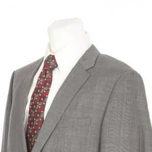 HUGO BOSS The James Two Button Wool Sport Coat
